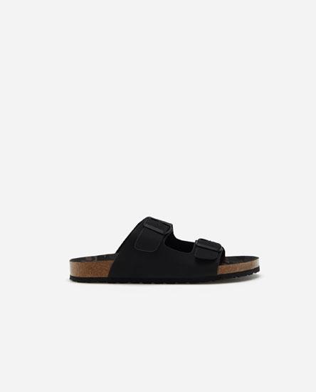 Footbed sandals