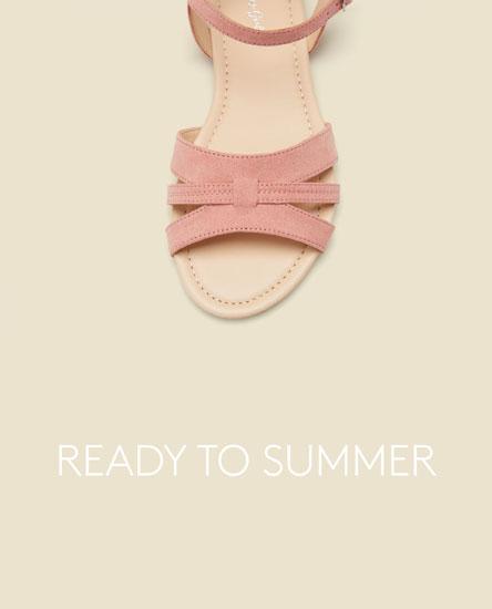 Basic sandals