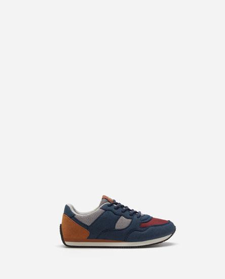 Soft eva sole sneakers
