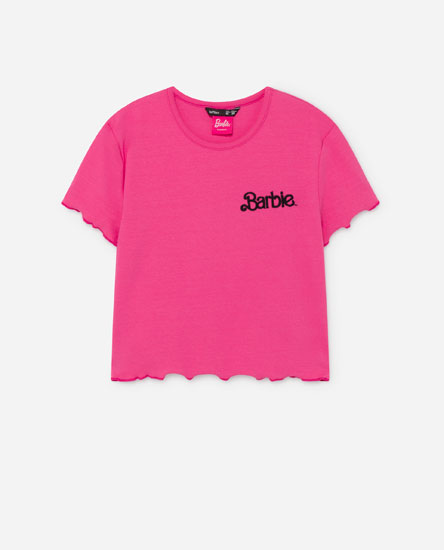 Barbie logo T-shirt