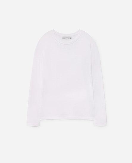 Camiseta rib