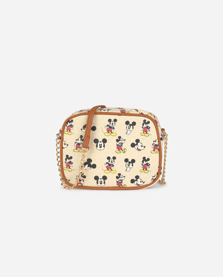 Bolso estampado Mickey Mouse © Disney