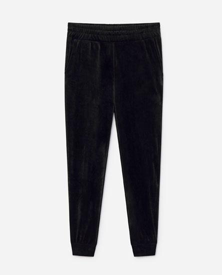 Pantalons vellut