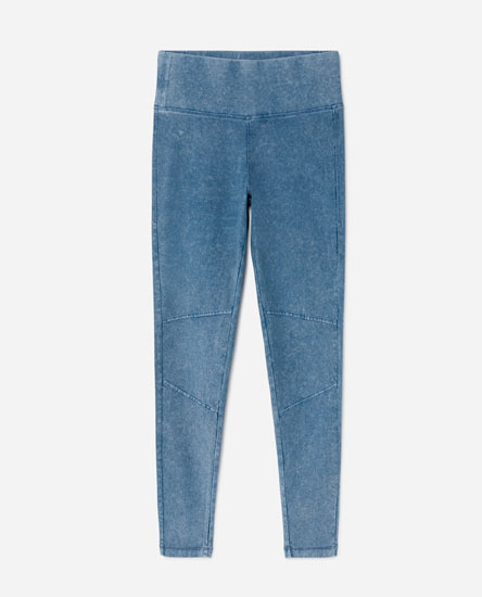 Biker trousers