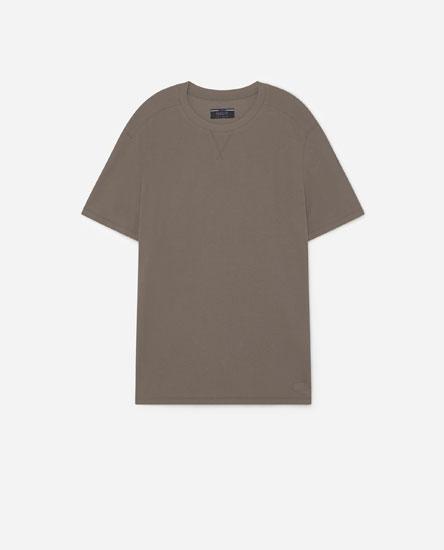 Camiseta textura