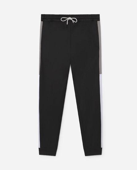 Pantalons franja lateral