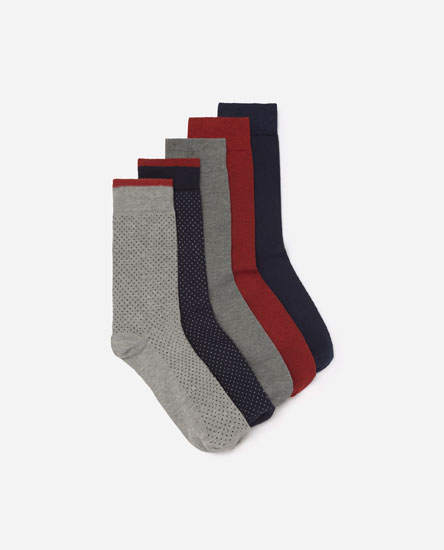 Pack calcetines topos