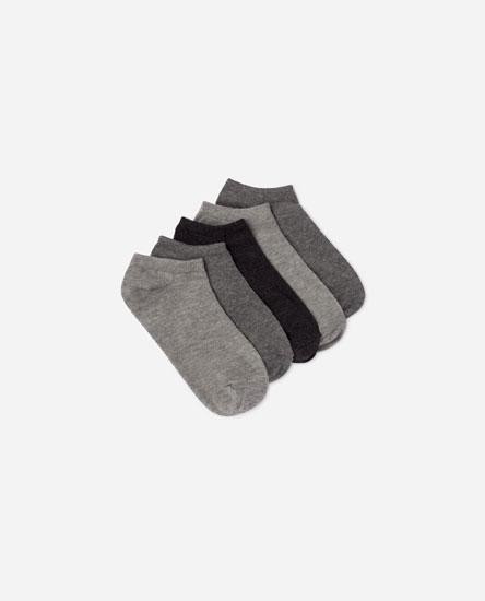 Pack calcetines cortos