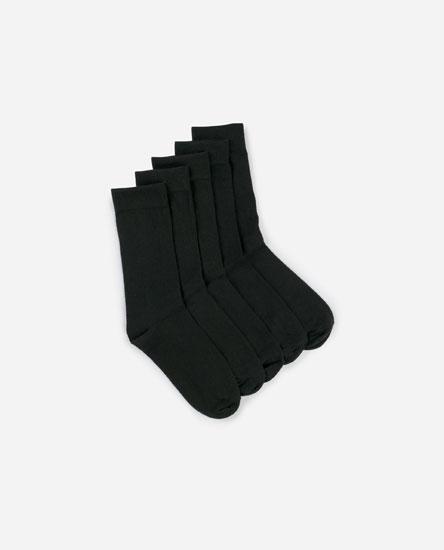 Pack of long socks