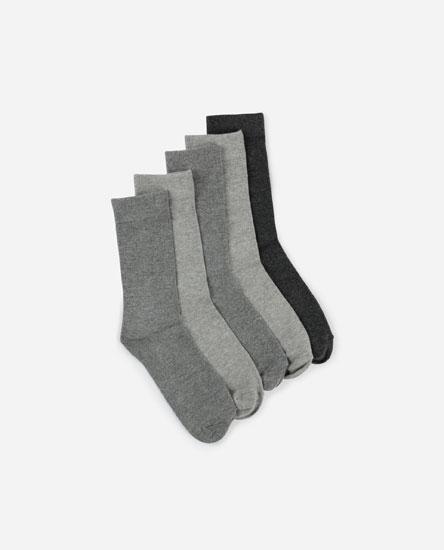 Pack calcetines largos