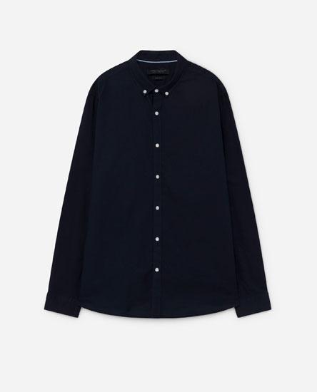 Camisa òxford