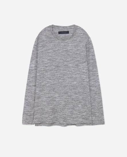 Flecked t-shirt