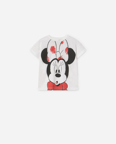 Camiseta Minnie Mouse © Disney