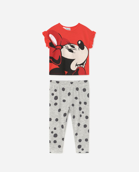Conjunto da Minnie Mouse © Disney