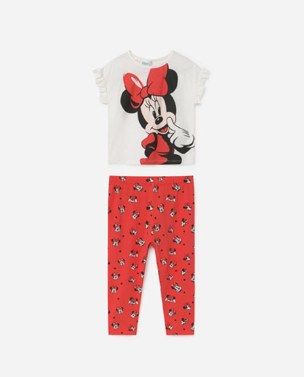 Conjunto Minnie Mouse © Disney