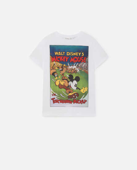 Sporty Mickey Mouse © Disney T-shirt