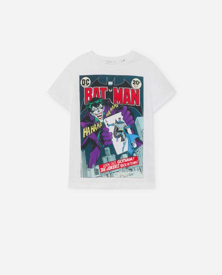 Camiseta Batman & Joker