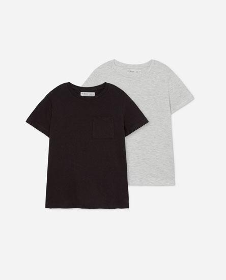 Pack camiseta