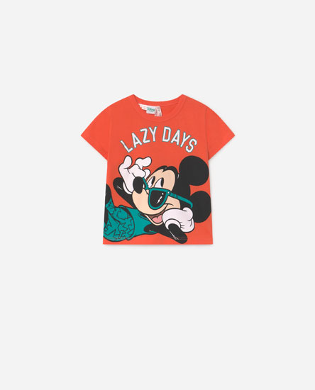 Camiseta Mickey Mouse © Disney