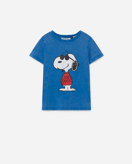 Snoopy sunglasses T-shirt