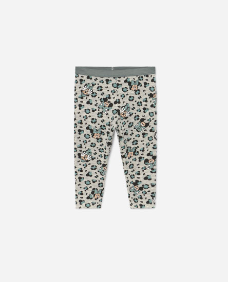 Leggings Minnie estampado animal © Disney