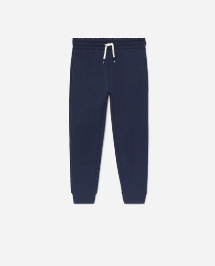 Plush trousers