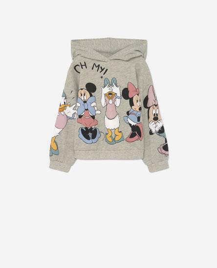 Sweatshirt estampado © Disney
