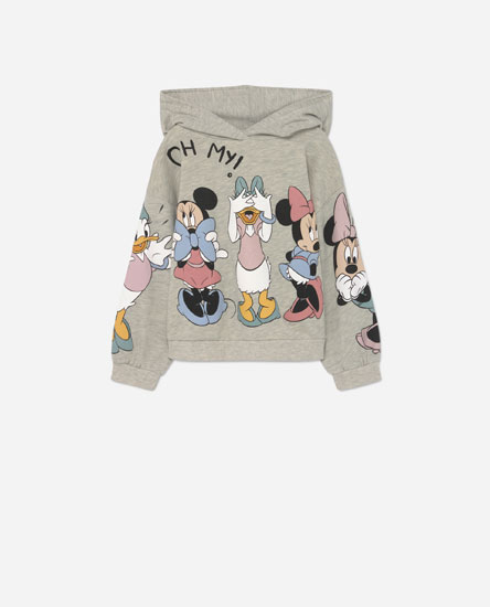 © Disney print sweatshirt
