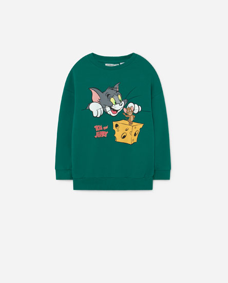 Sudadera Tom & Jerry