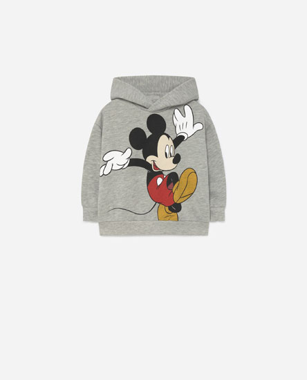 Sweatshirt com capuz do Mickey © Disney