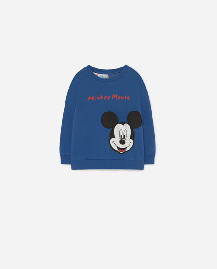 Mickey Mouse © Disney sweatshirt with pocket