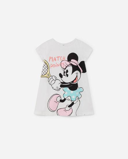 Soinekoa, Minnie tenisa © Disney
