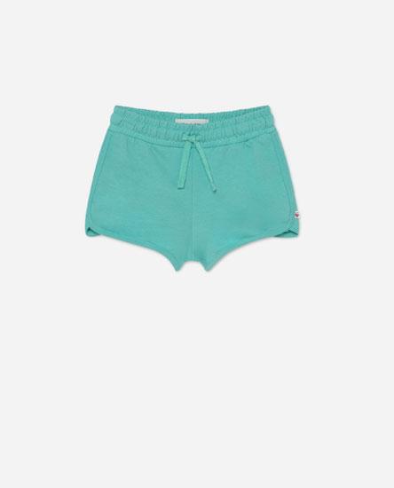 Plush shorts