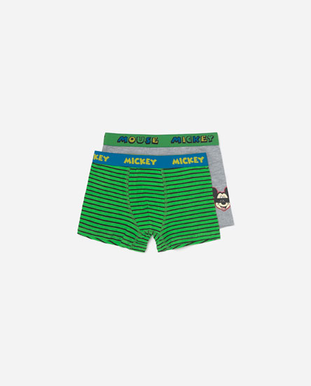Pack of 2 © Disney boxers
