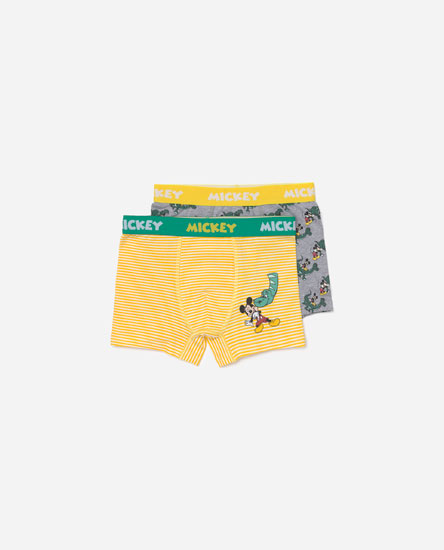 Pack of 2 © Disney Mickey dinosaur boxers