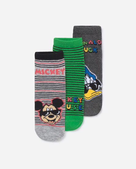 Pack of 3 © Disney socks