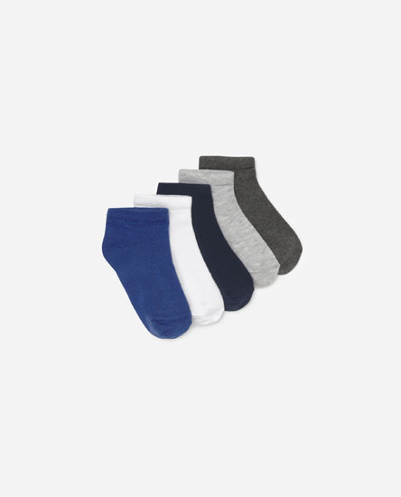 Pack of short socks