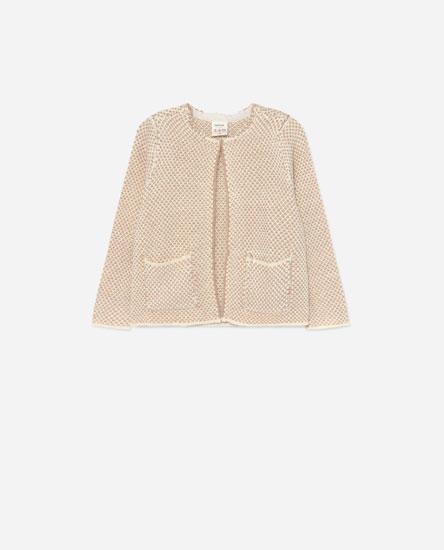 Chenille jacket