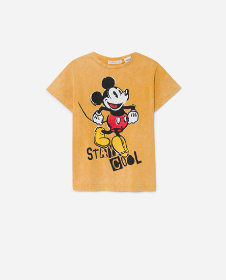 T-shirt Mickey © Disney
