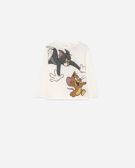 T-shirt do Tom & Jerry