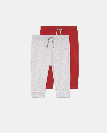 Pack of trousers