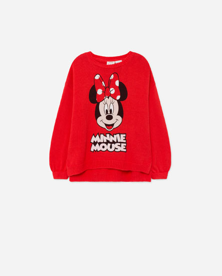 Minnie Mouse © Disney sweater