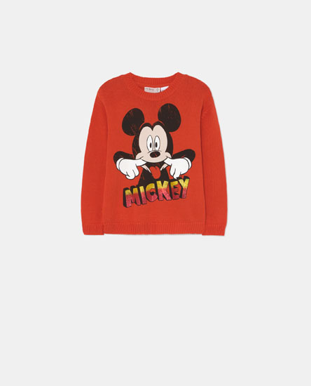 Sweater do Mickey Mouse © Disney