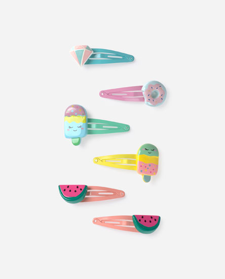 Pack clips helados