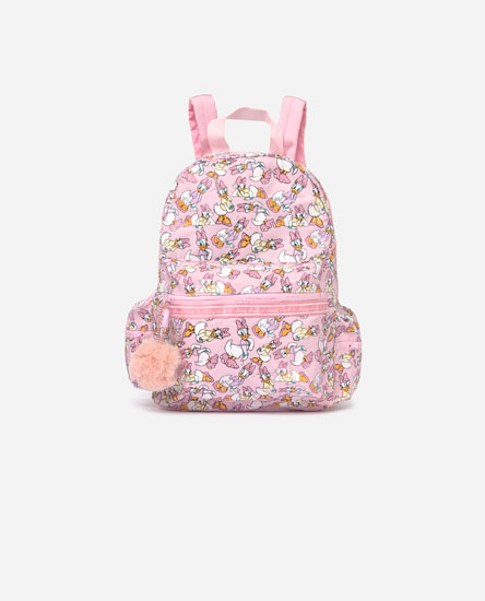 Daisy print backpack © Disney