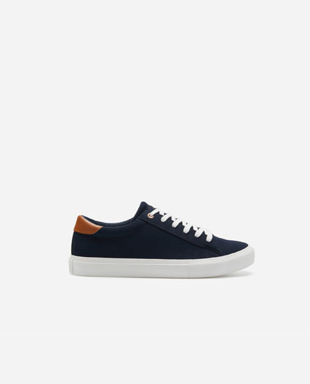 Basic casual plimsolls