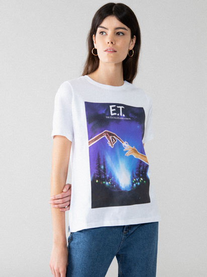 E.T. The Extra-Terrestrial © Universal T-shirt