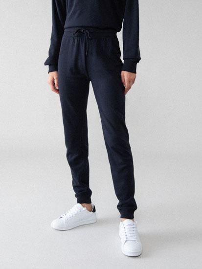 Basic tracksuit bottoms
