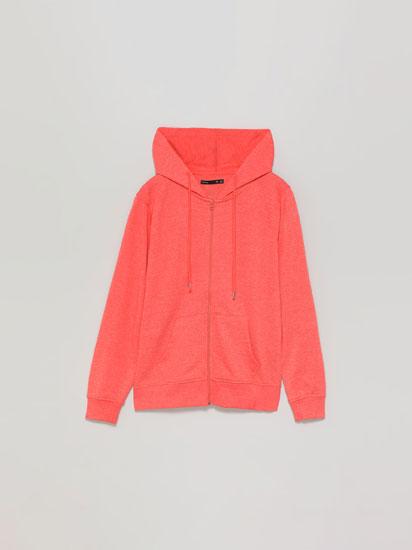 Basic tracksuit jacket