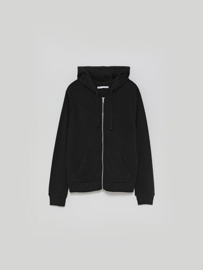 Basic tracksuit jacket